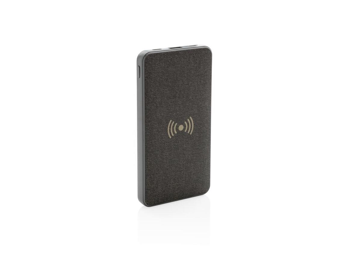 Tela 8.000 mAh 5W Wireless Powerbank bedrucken, Art.-Nr. P324.532