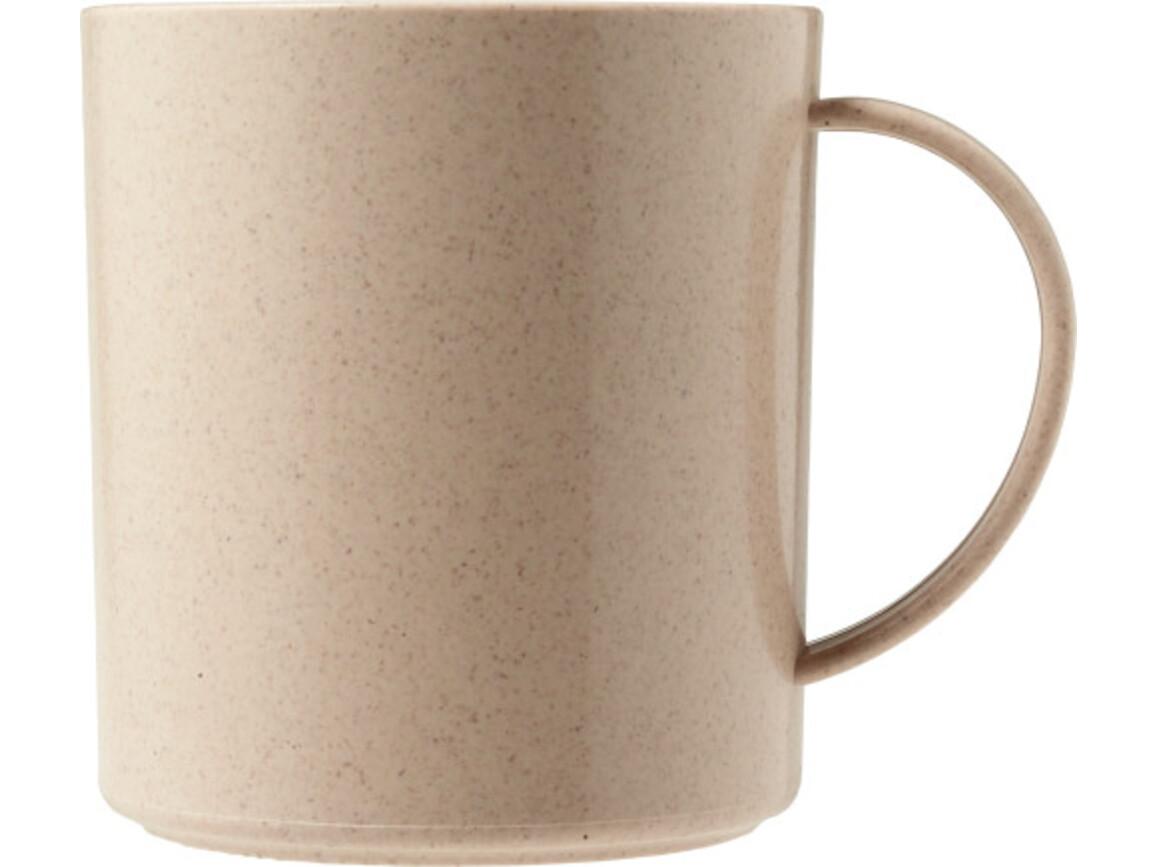 Trinkbecher 'Light' aus PP – Braun bedrucken, Art.-Nr. 011999999_8237