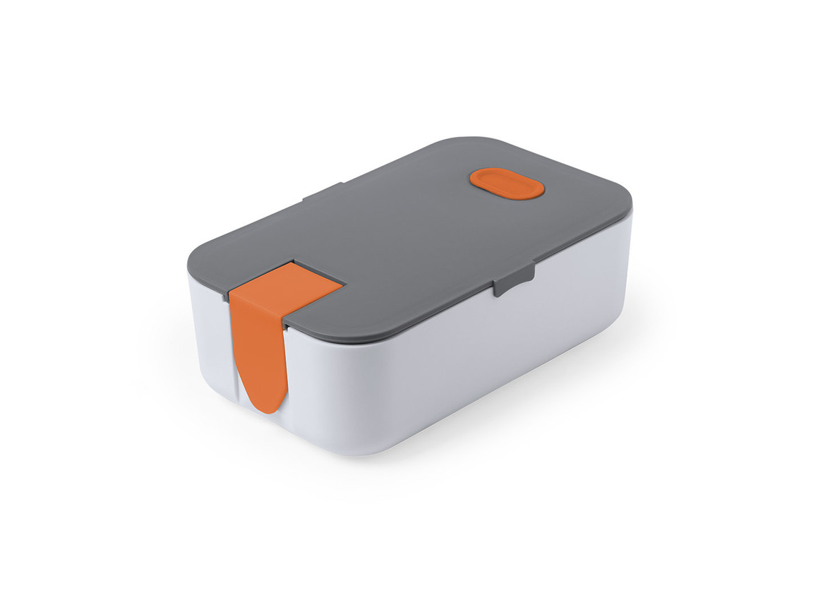 Trekit - Lunch Box - ORANGE bedrucken, Art.-Nr. 6293NARAS/T