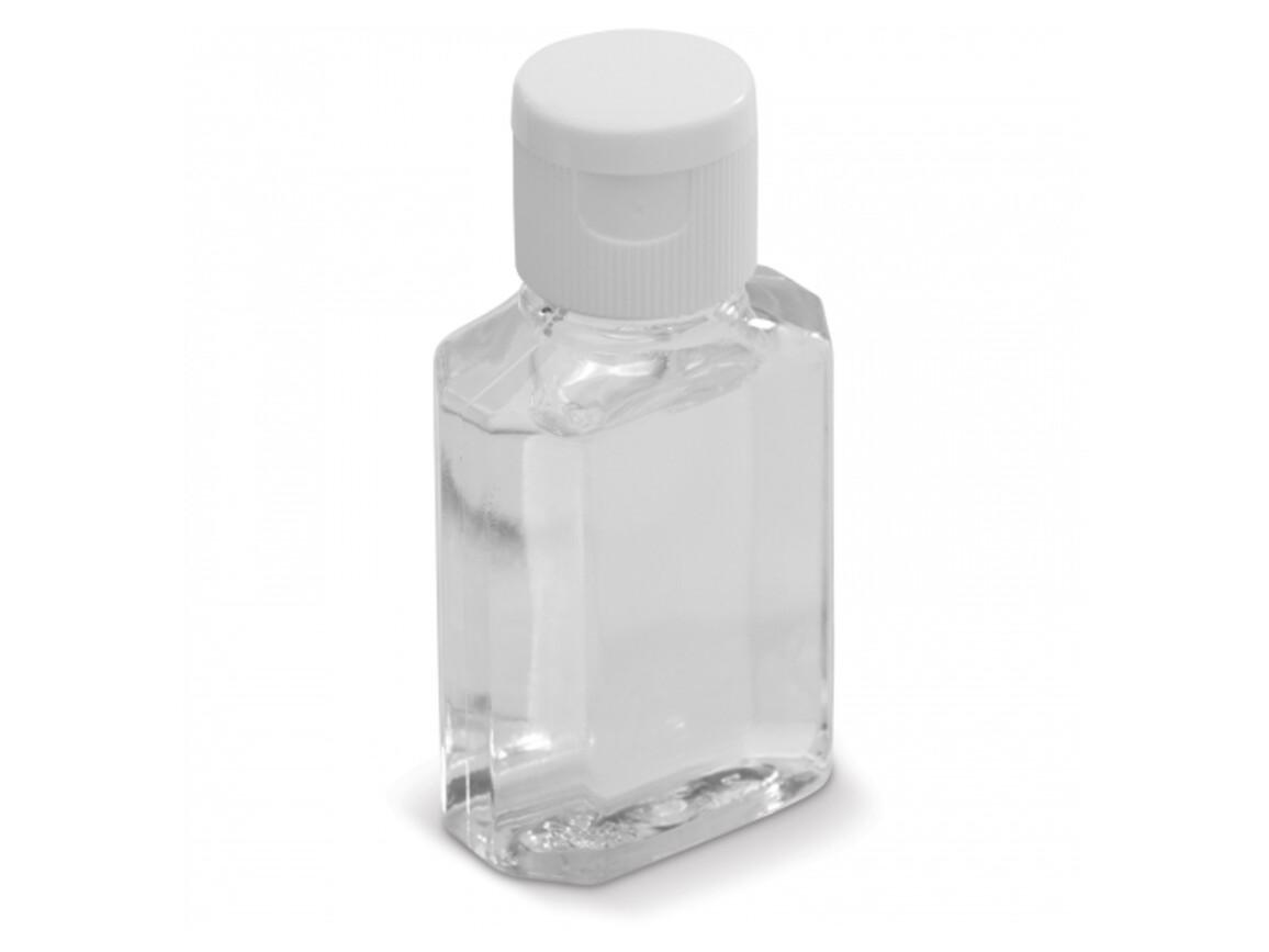 Reinigungsgel für die Hände - Weiss bedrucken, Art.-Nr. LT91295-N0001