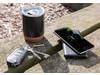 10.000 mAh FastCharging 10W Wireless Powerbank mit PD grau bedrucken, Art.-Nr. P322.142