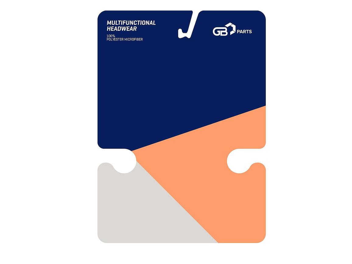 Karton Display für Multifunktionstücher - Premium bedrucken, Art.-Nr. L4005