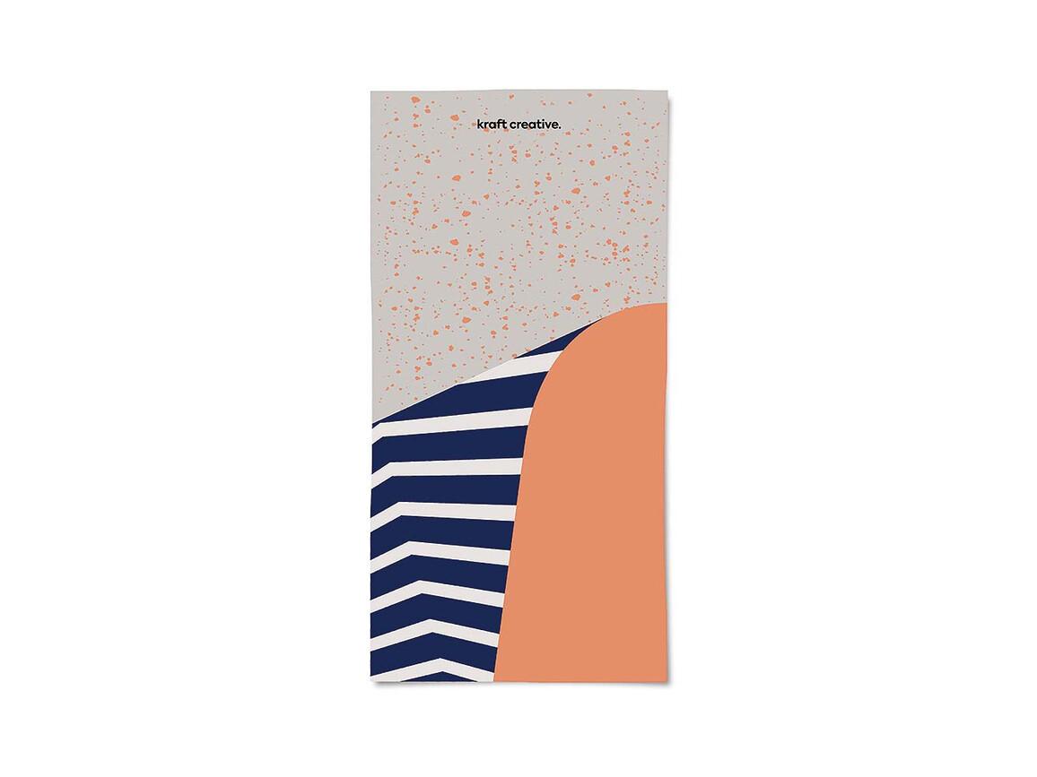 Mikrofaser Handtuch 400g/m² - inkl. All Over Print - 70x140 cm bedrucken, Art.-Nr. L5004
