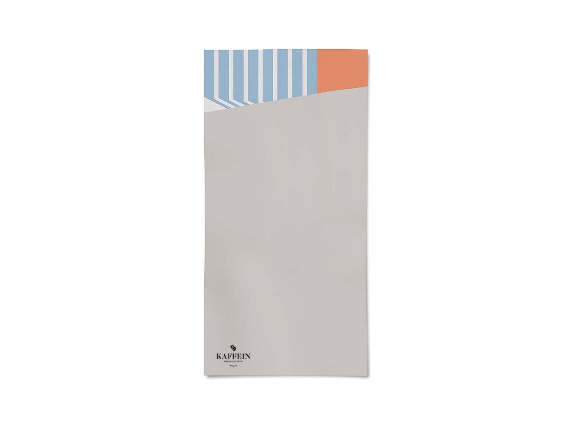 Mikrofaser Handtuch 200g/m² - inkl. All Over Print  - 70x140 cm - Economy bedrucken, Art.-Nr. L5011-1