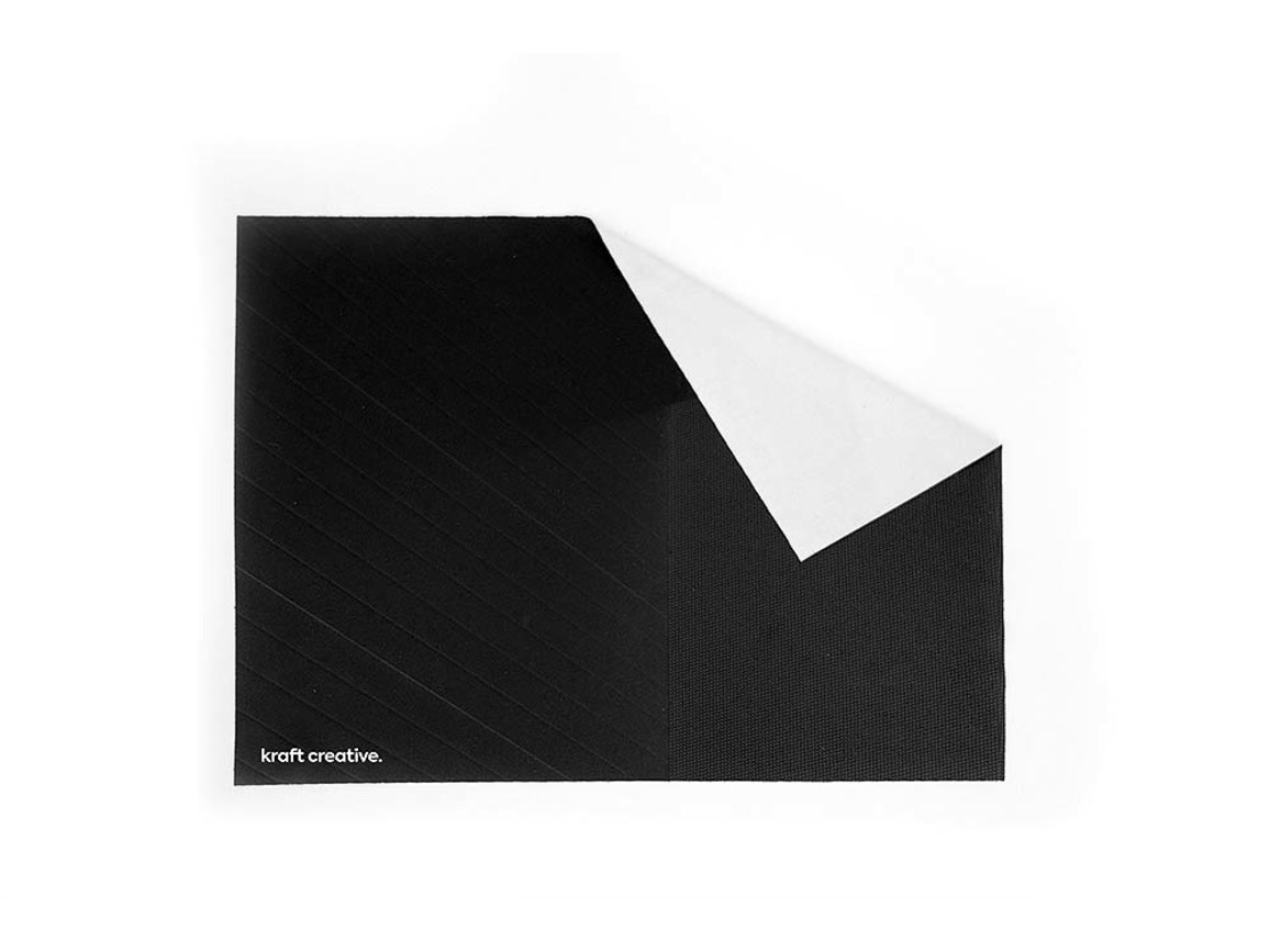 RPET Brillenputztuch 230g/m² 15x18 cm bedrucken, Art.-Nr. L8001