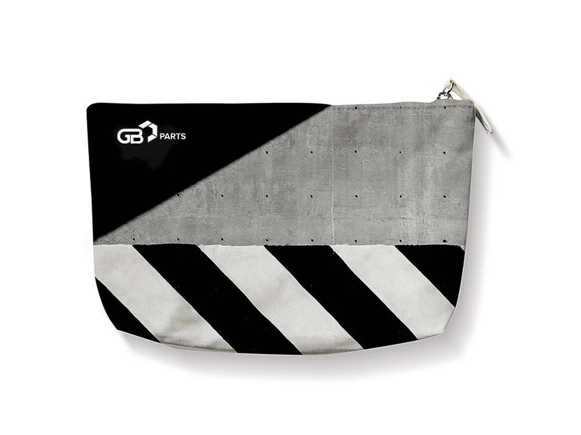 Zipper Pocket aus Baumwolle bedrucken, Art.-Nr. L8013