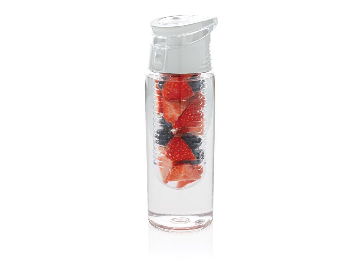 Verschließbare Aromaflasche weiß bedrucken, Art.-Nr. P436.543