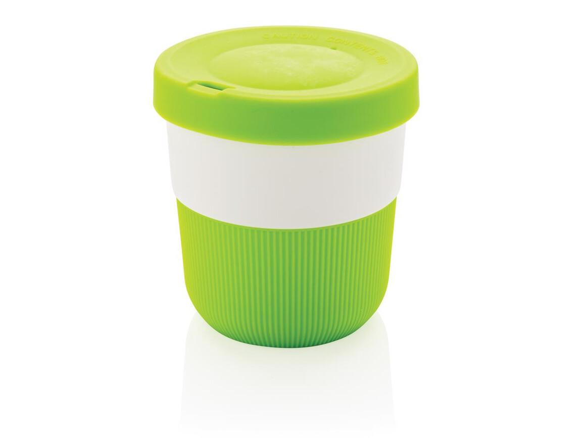 PLA Cup Coffee-To-Go 280ml grün bedrucken, Art.-Nr. P432.897