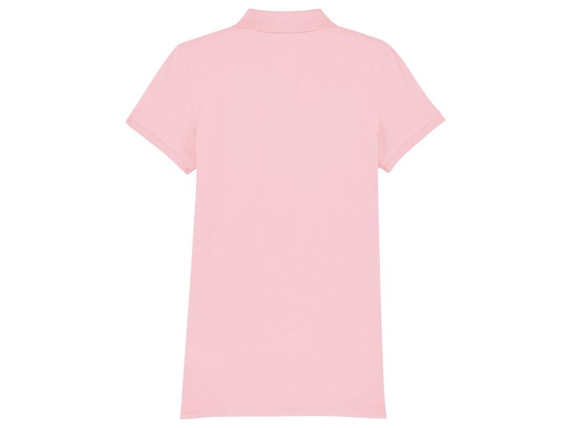 Damen Poloshirt - Cotton Pink - L bedrucken, Art.-Nr. STPW034C0051L