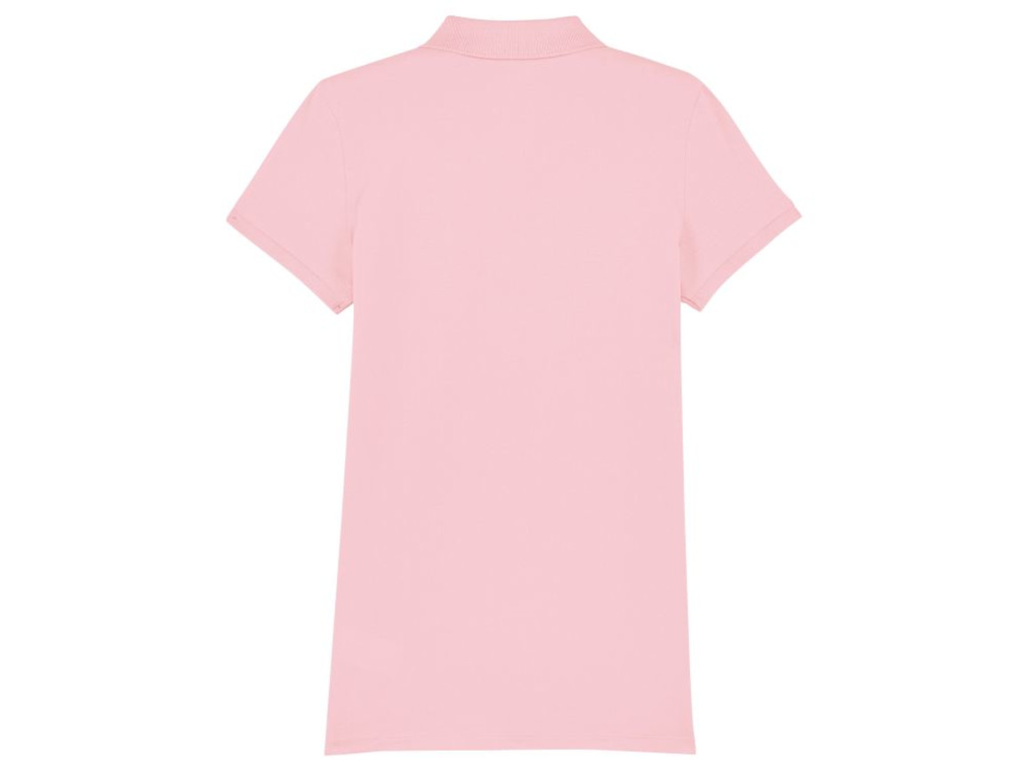 Damen Poloshirt - Cotton Pink - XL bedrucken, Art.-Nr. STPW034C0051X