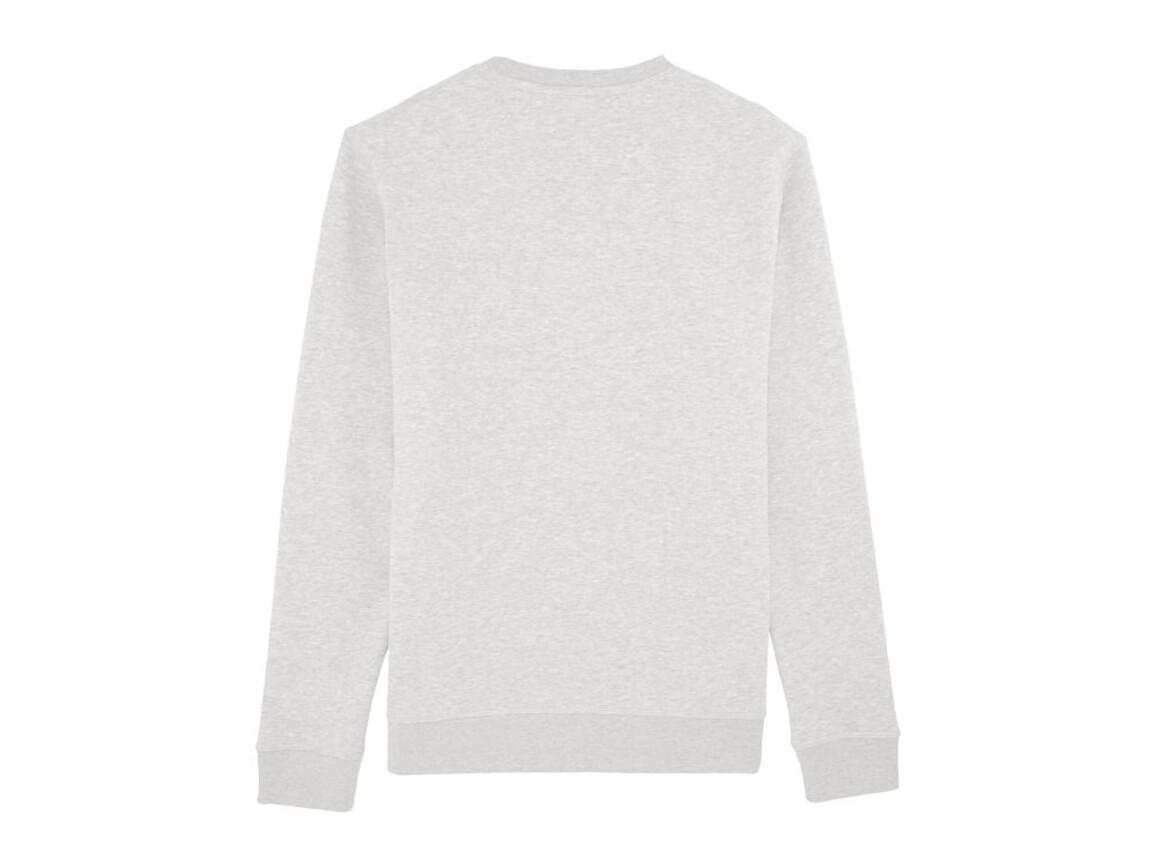 Unisex Schlichtes Rundhals-Sweatshirt - Cream Heather Grey - S bedrucken, Art.-Nr. STSU811C6801S