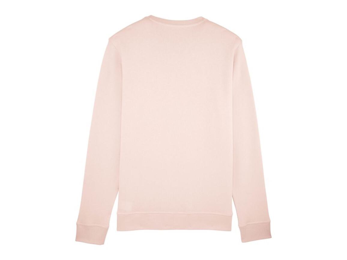 Unisex Schlichtes Rundhals-Sweatshirt - Candy Pink - S bedrucken, Art.-Nr. STSU811C0161S