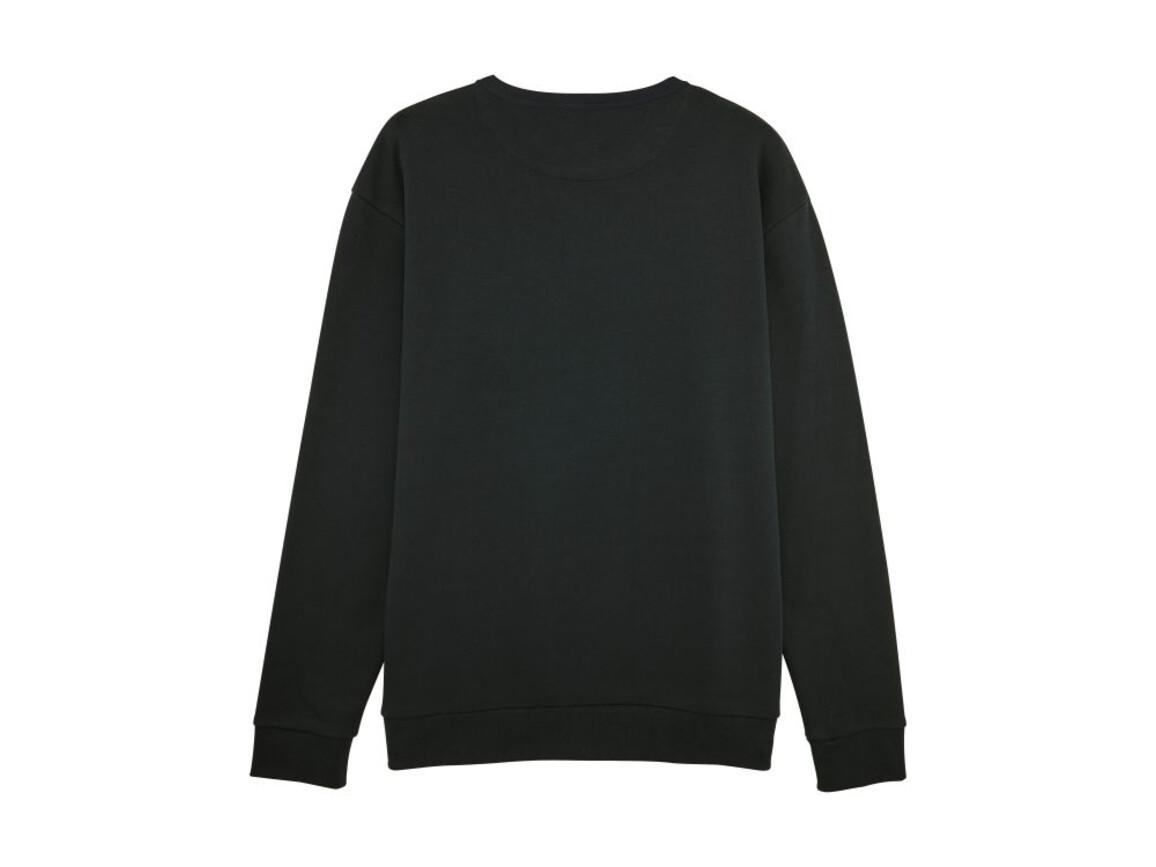 Unisex Rundhals-Sweatshirt mit abfallenden Schultern - Black - XS bedrucken, Art.-Nr. STSU816C002XS