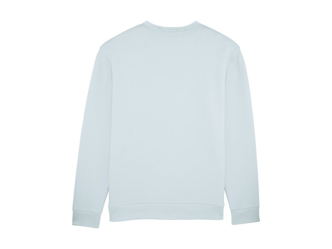 Unisex Rundhals-Sweatshirt mit abfallenden Schultern - Baby Blue - S bedrucken, Art.-Nr. STSU816C0151S