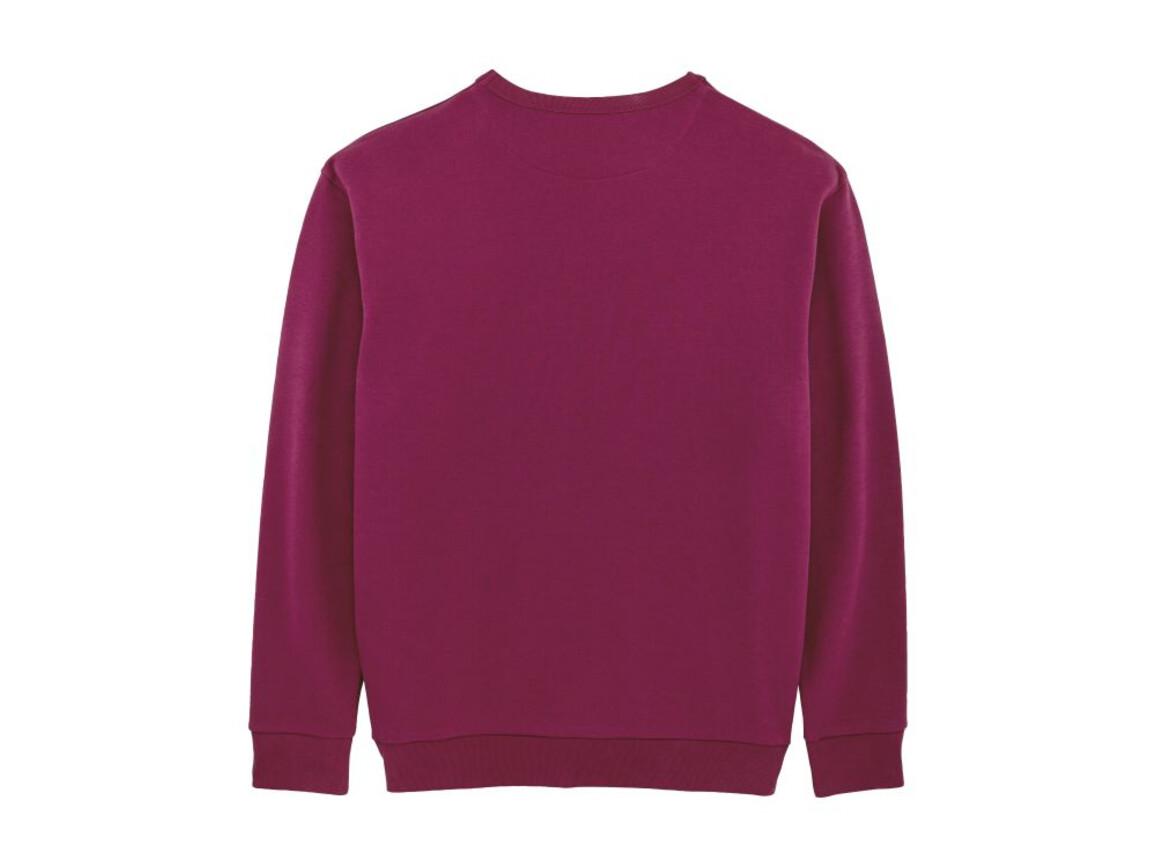 Unisex Rundhals-Sweatshirt mit abfallenden Schultern - Purple LED - XL bedrucken, Art.-Nr. STSU816C0221X