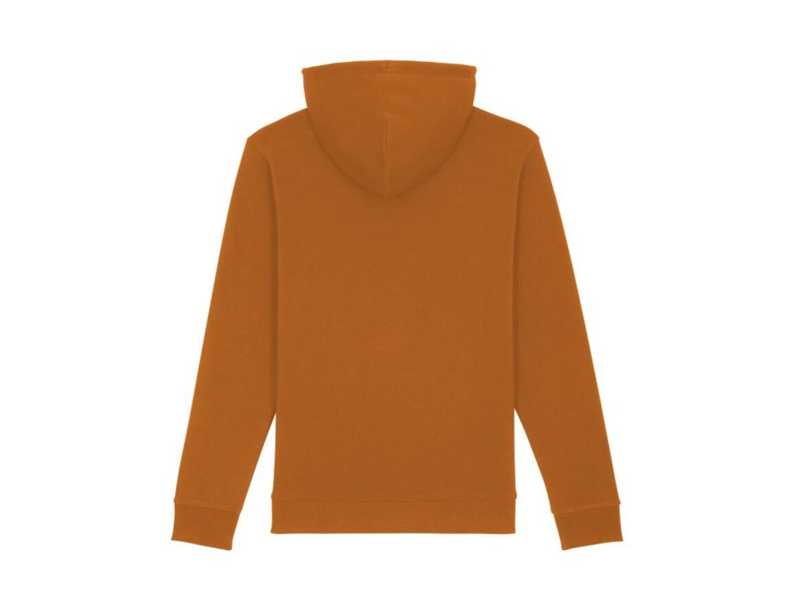 Iconic Unisex Hoodie - Roasted Orange - L bedrucken, Art.-Nr. STSU822C0311L
