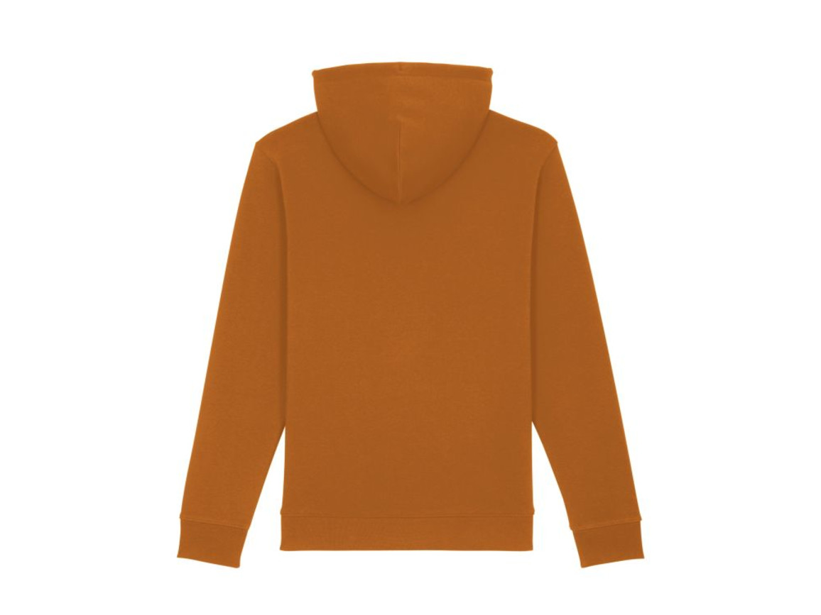 Iconic Unisex Hoodie - Roasted Orange - S bedrucken, Art.-Nr. STSU822C0311S