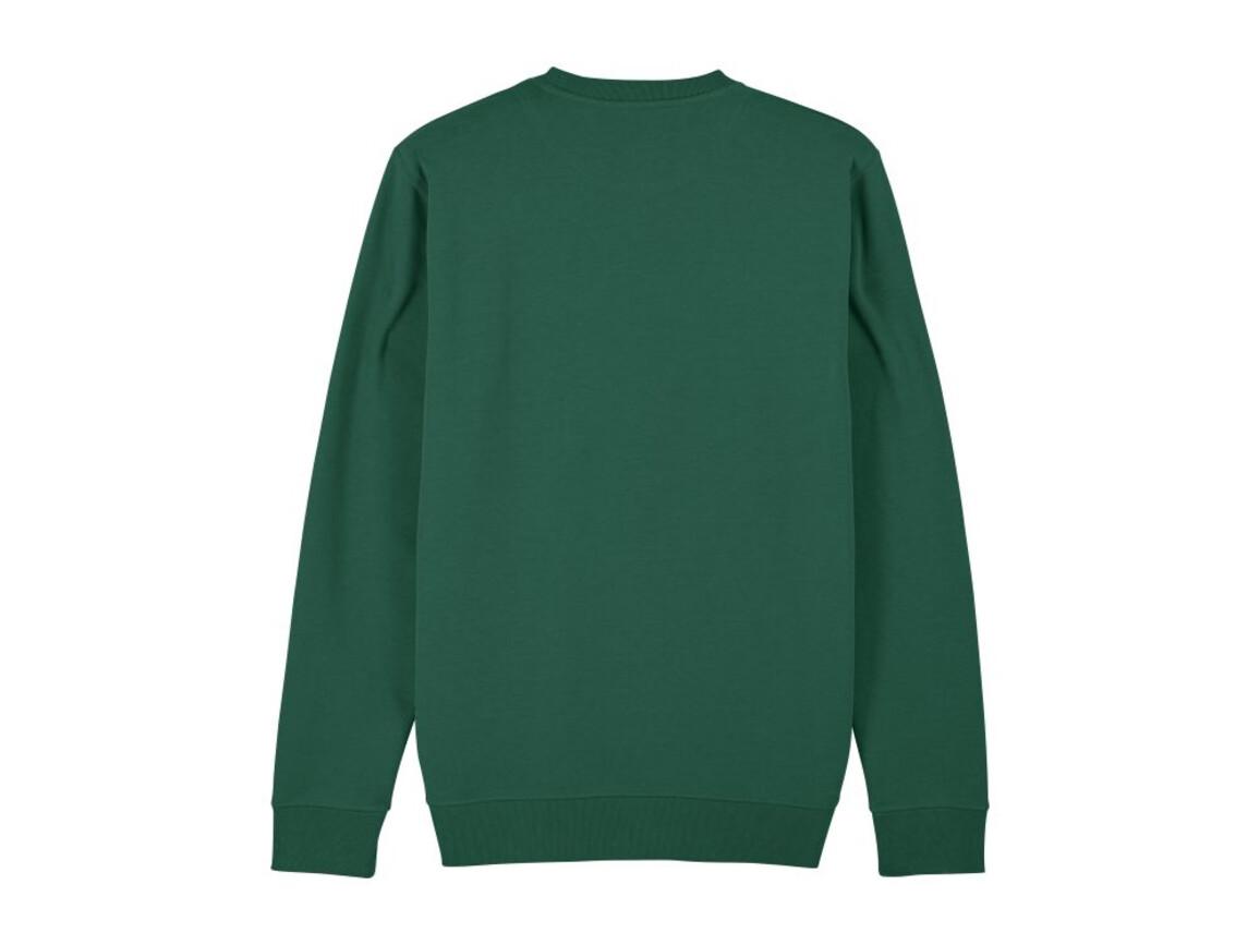 Iconic Unisex Rundhals-Sweatshirt - Bottle Green - XS bedrucken, Art.-Nr. STSU823C224XS