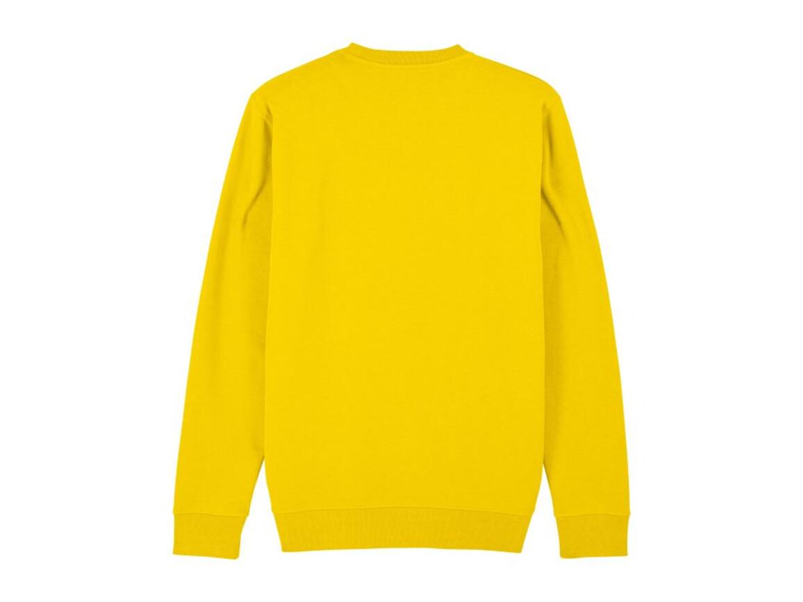Iconic Unisex Rundhals-Sweatshirt - Golden Yellow - S bedrucken, Art.-Nr. STSU823C0121S
