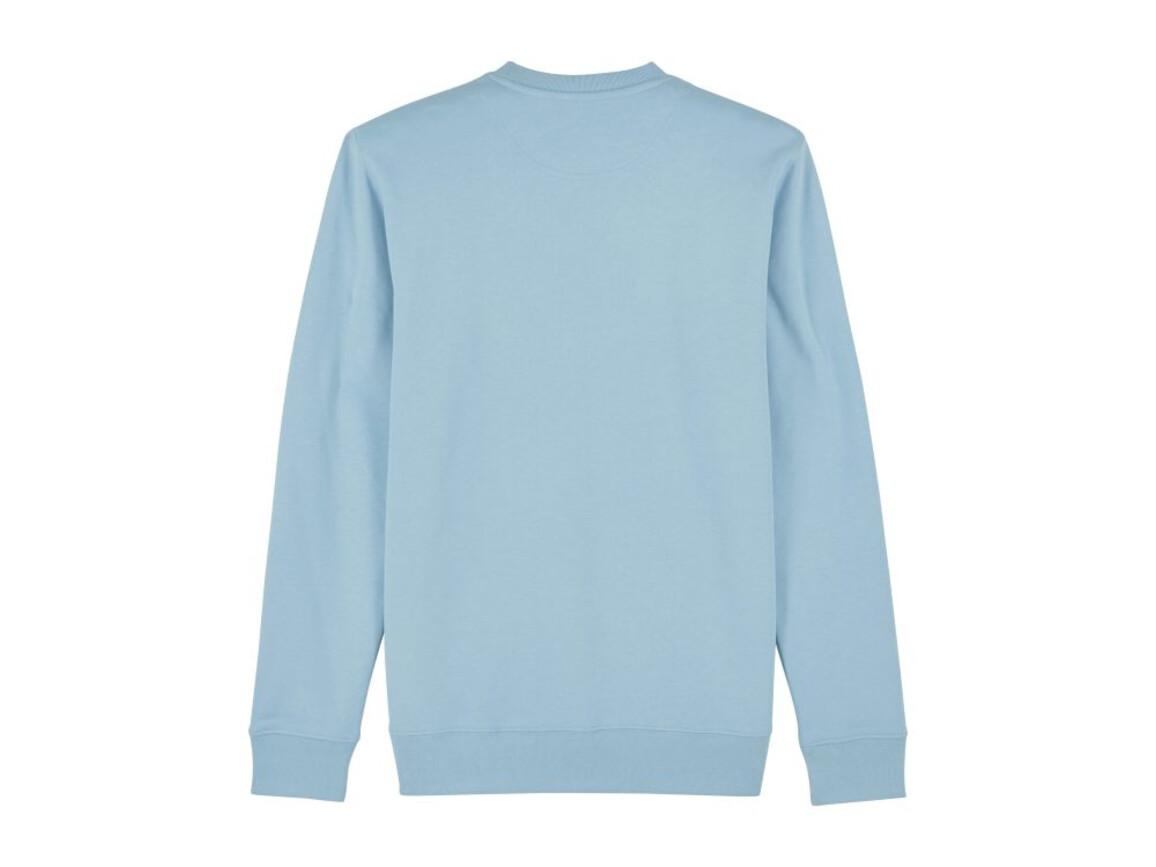 Iconic Unisex Rundhals-Sweatshirt - Sky blue - XS bedrucken, Art.-Nr. STSU823C232XS