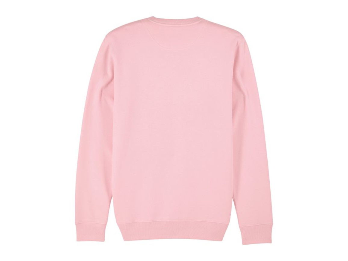 Iconic Unisex Rundhals-Sweatshirt - Cotton Pink - XXL bedrucken, Art.-Nr. STSU823C0052X