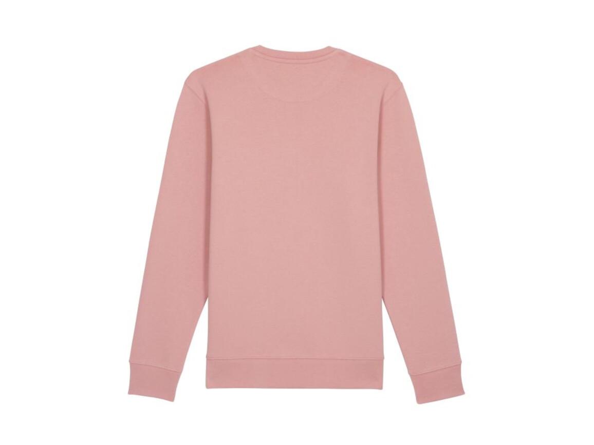 Iconic Unisex Rundhals-Sweatshirt - Canyon Pink - S bedrucken, Art.-Nr. STSU823C0381S