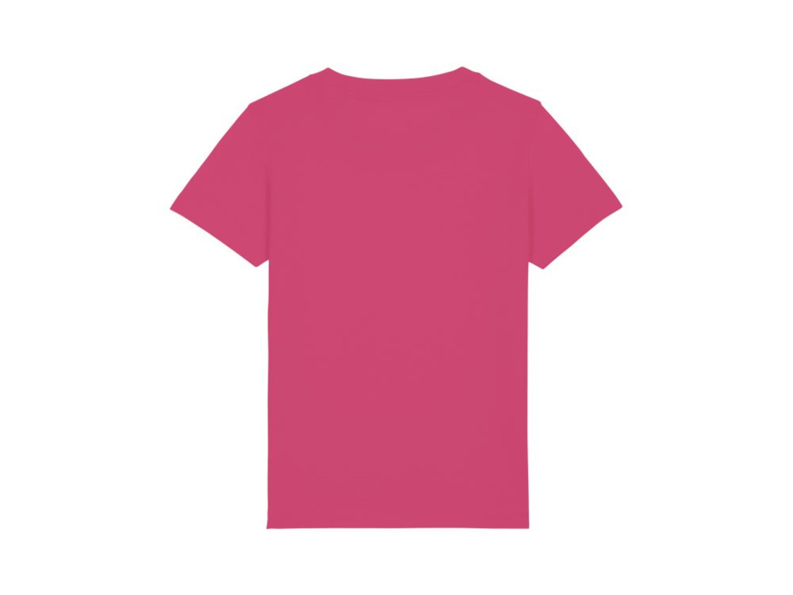 Iconic Kinder T-Shirt - Pink Punch - 3-4 bedrucken, Art.-Nr. STTK909C02403
