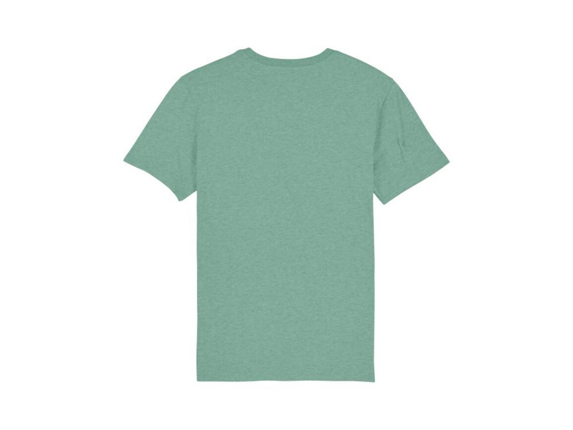 Iconic Unisex T-Shirt - Mid Heather Green - S bedrucken, Art.-Nr. STTU755C6561S