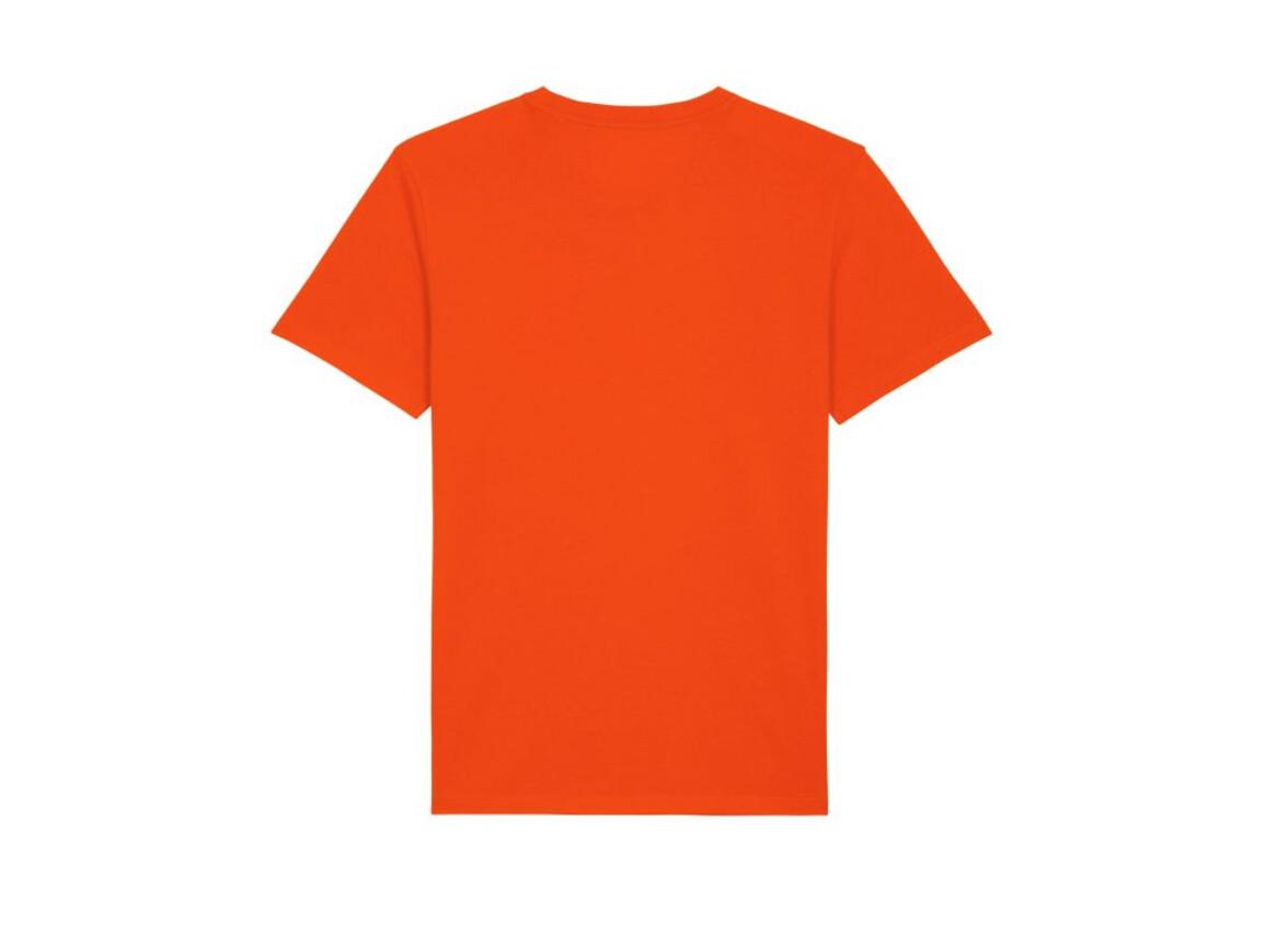 Iconic Unisex T-Shirt - Tangerine - M bedrucken, Art.-Nr. STTU755C0321M