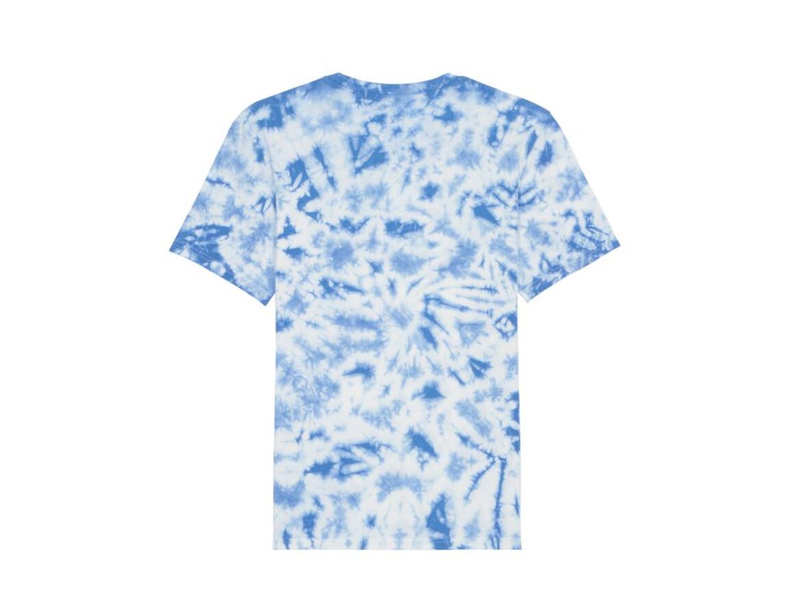 Unisex batik T-Shirt - Tie&Dye Majorelle Blue - S bedrucken, Art.-Nr. STTU757C8101S