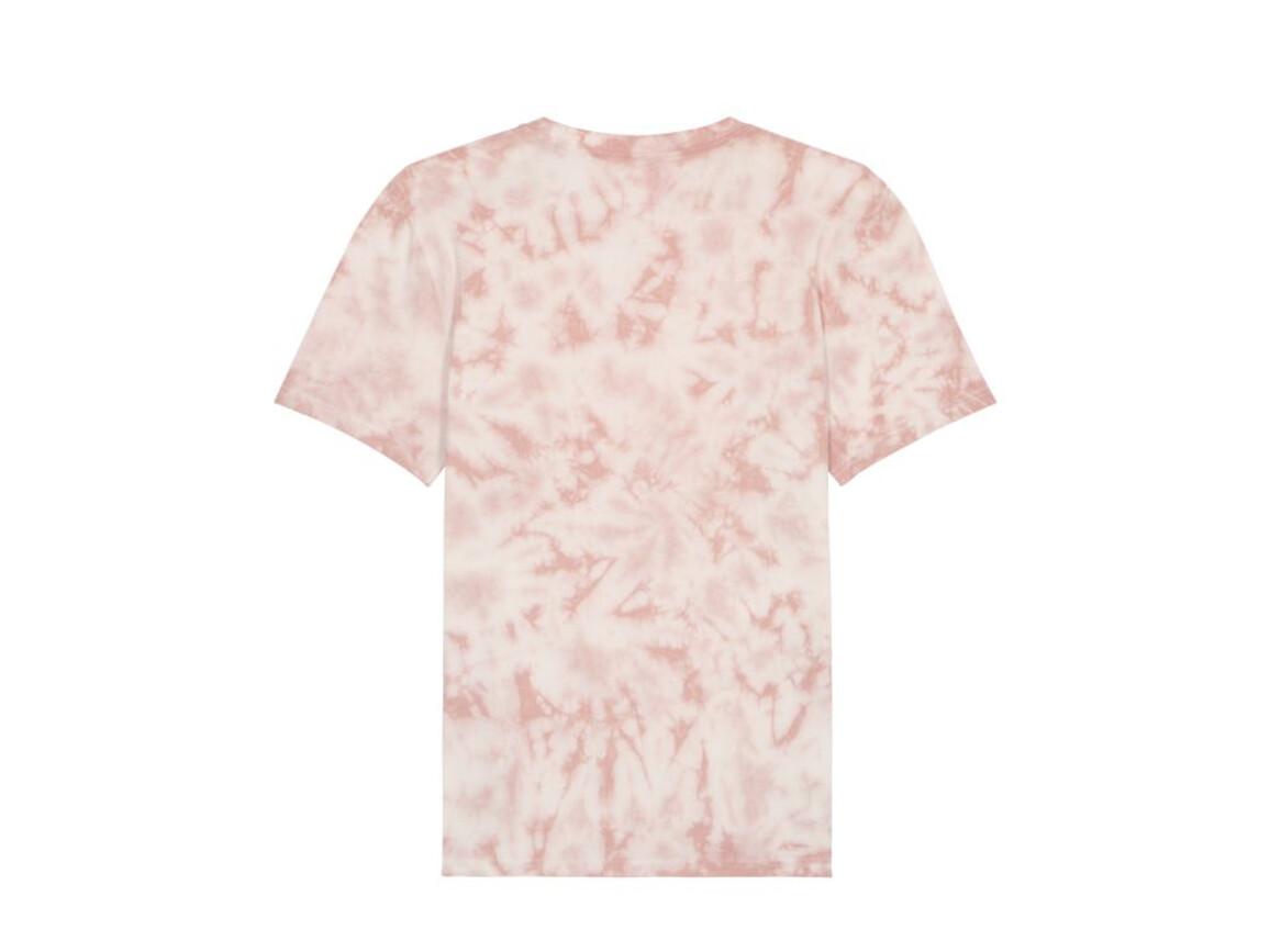 Unisex batik T-Shirt - Tie&Dye Canyon Pink - S bedrucken, Art.-Nr. STTU757C8091S