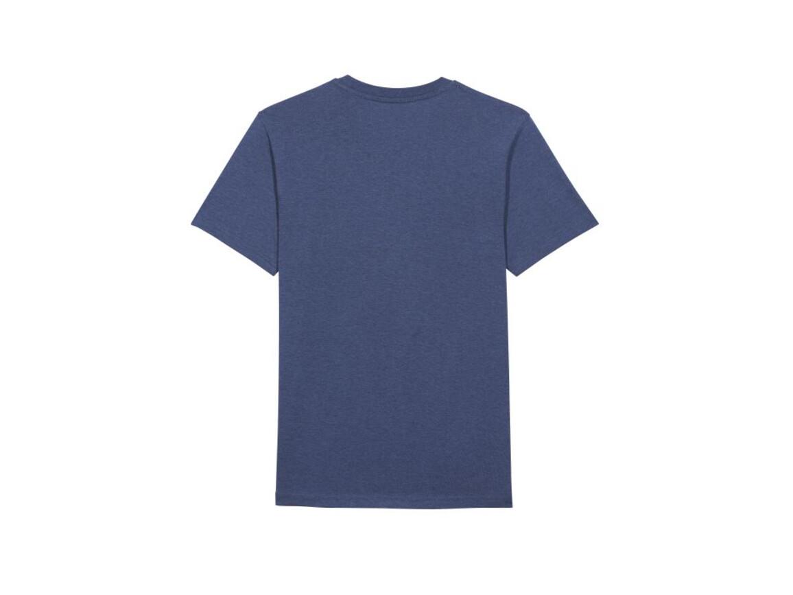 Essential Unisex T-shirt - Dark Heather Indigo - S bedrucken, Art.-Nr. STTU758C6581S