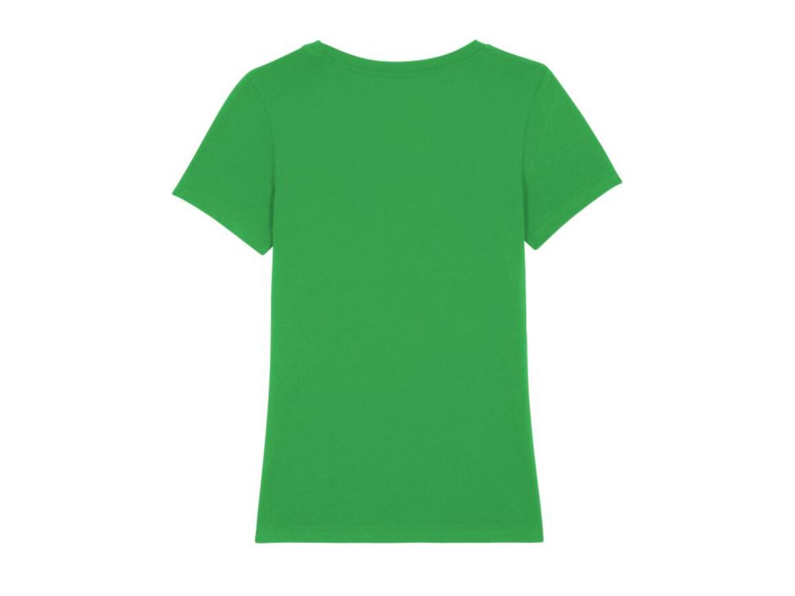 Iconic Damen anliegendes T-Shirt - Fresh Green - XS bedrucken, Art.-Nr. STTW032C014XS
