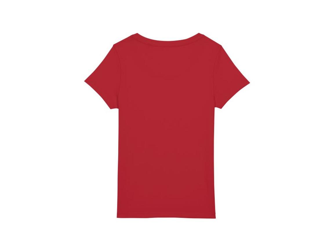Essential Damen T-shirt - Red - S bedrucken, Art.-Nr. STTW039C0041S