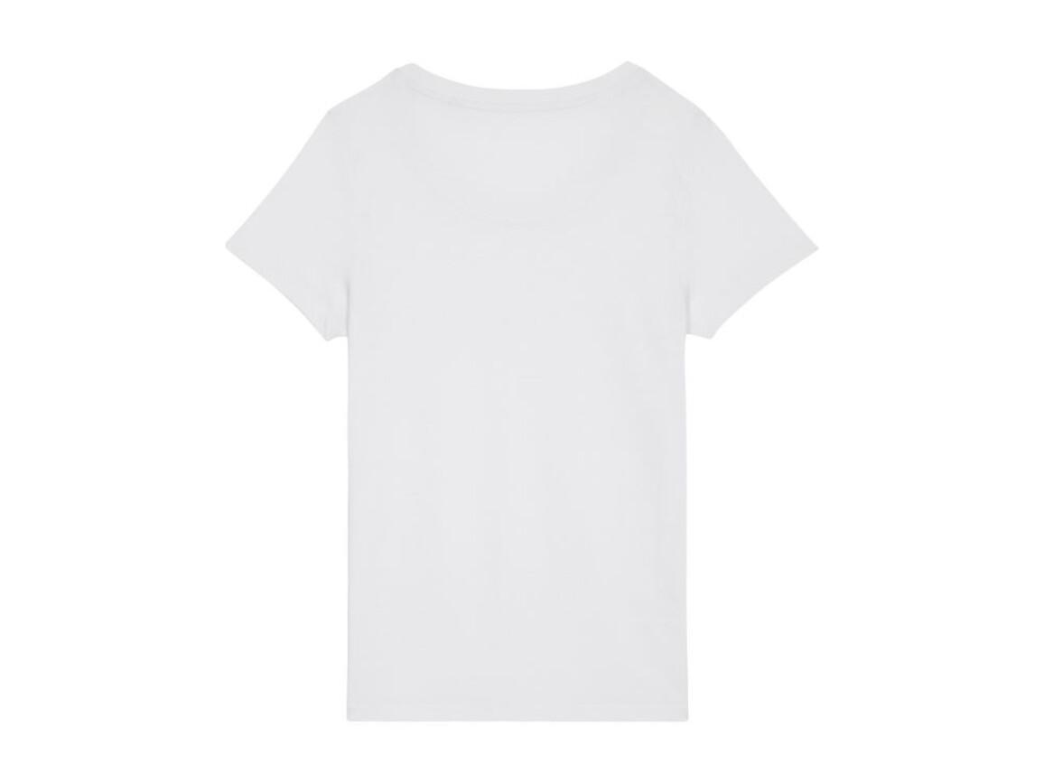 Essential Damen T-shirt - White - M bedrucken, Art.-Nr. STTW039C0011M