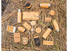 Bambus Coffee-To-Go Becher braun bedrucken, Art.-Nr. P432.339