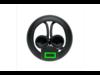 Wireless Sport Kopfhörer schwarz bedrucken, Art.-Nr. P326.281