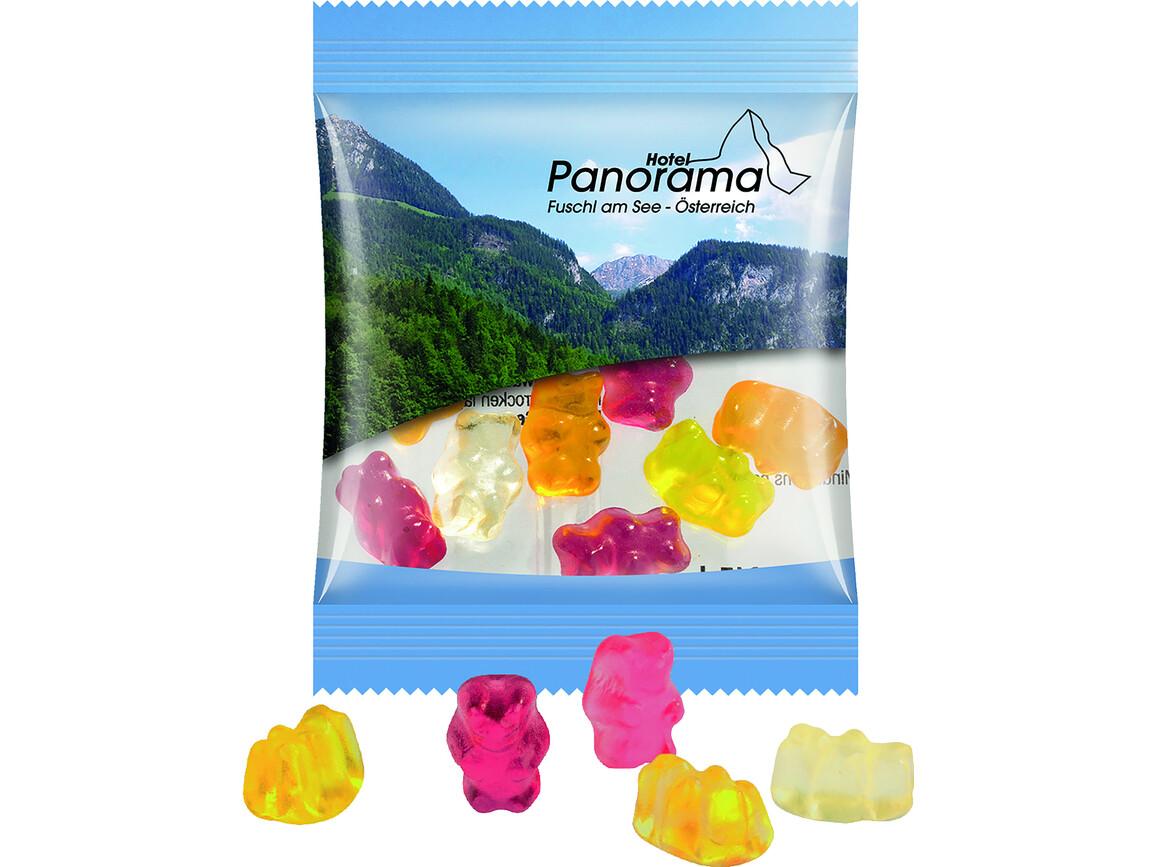 Fruchtgummi Minitüte 7 g bedrucken, Art.-Nr. 1021.00088