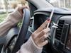 Auto-Telefonhalter mit Ring schwarz bedrucken, Art.-Nr. P301.091