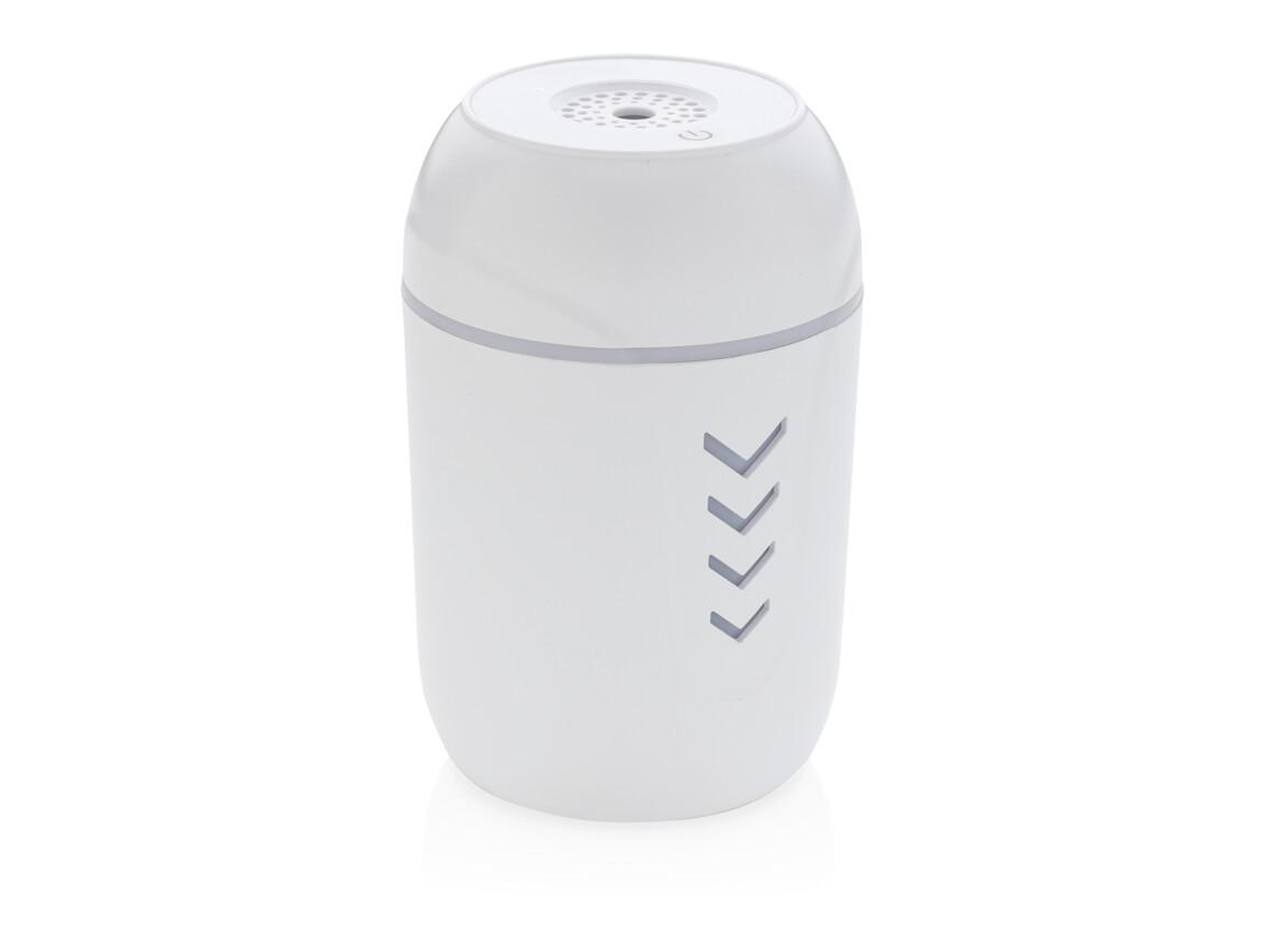 UV-C Luftbefeuchter weiß bedrucken, Art.-Nr. P301.123