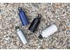 Aluminium Sportflasche mit Karabiner silber bedrucken, Art.-Nr. P436.162