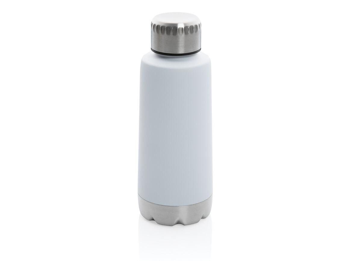 Trend auslaufsichere Vakuum-Flasche weiß bedrucken, Art.-Nr. P436.683